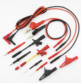 20Pc Sgt23500 New S And G Tool Aid Back Probe Kit