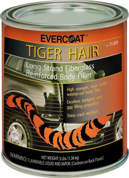 Tiger Hair®, Quart