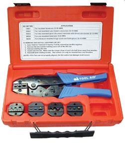 6 PIece Deutsch Terminal Service Kit SGT18650 Brand New!