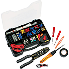 285 Pc Automotive Electrical Repair Kit At National Tool