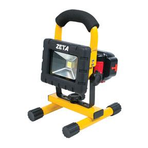 10w Cordless Led Flood Light Kit At National Tool Warehouse